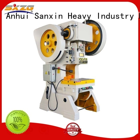 SXZG Latest cap press machine for business for bending a metal sheet