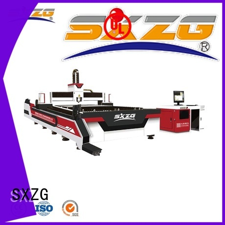 SXZG cnc laser cutter for sale for business for metal cutting