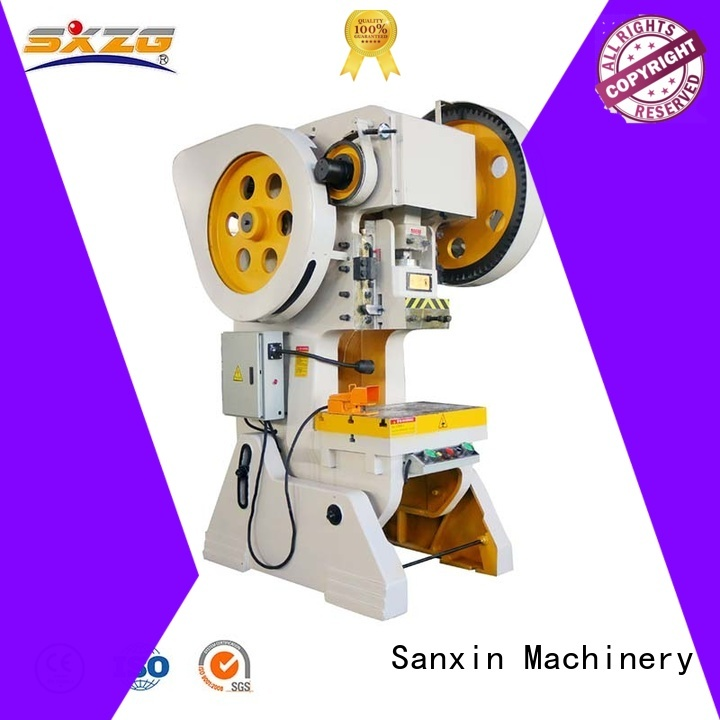 SXZG hydraulic heat press machine suppliers for bending a metal sheet