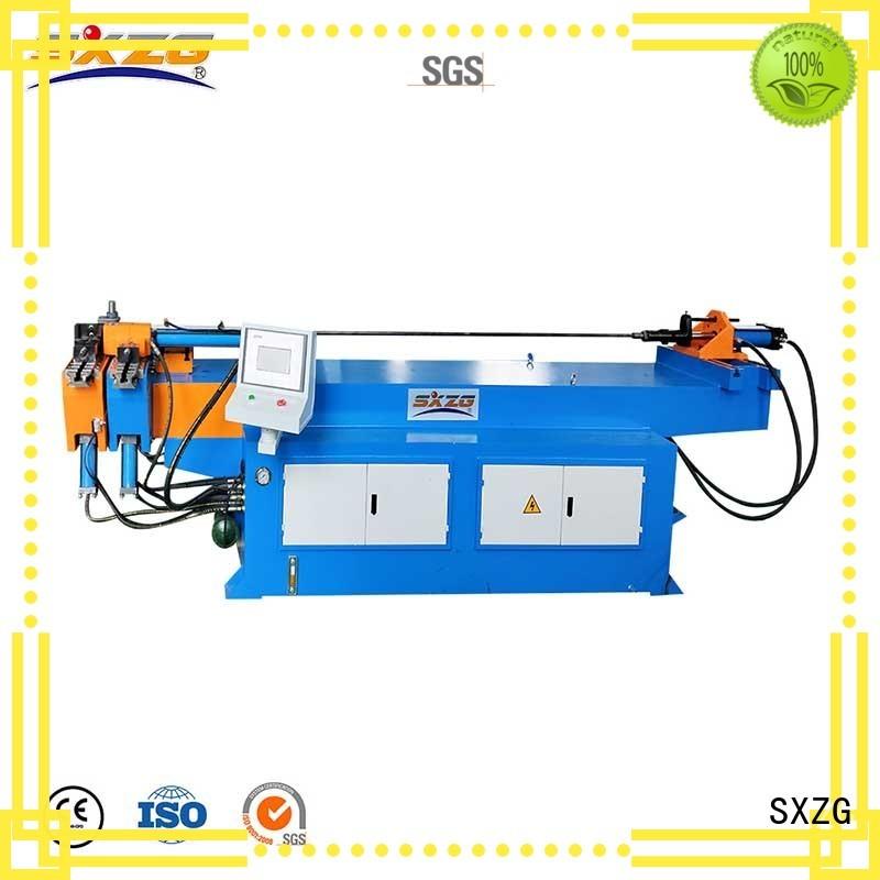 SXZG gi pipe bending machine company for machinery