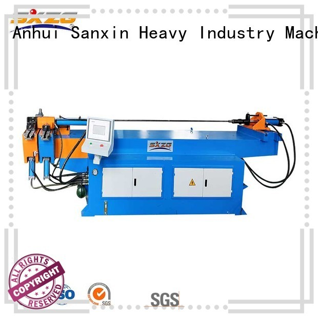 SXZG High-quality pipe bending shop supply for handrails production line