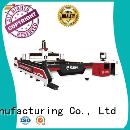 SXZG 3d laser metal cutting machine manufacturers for Sheet Metal industry