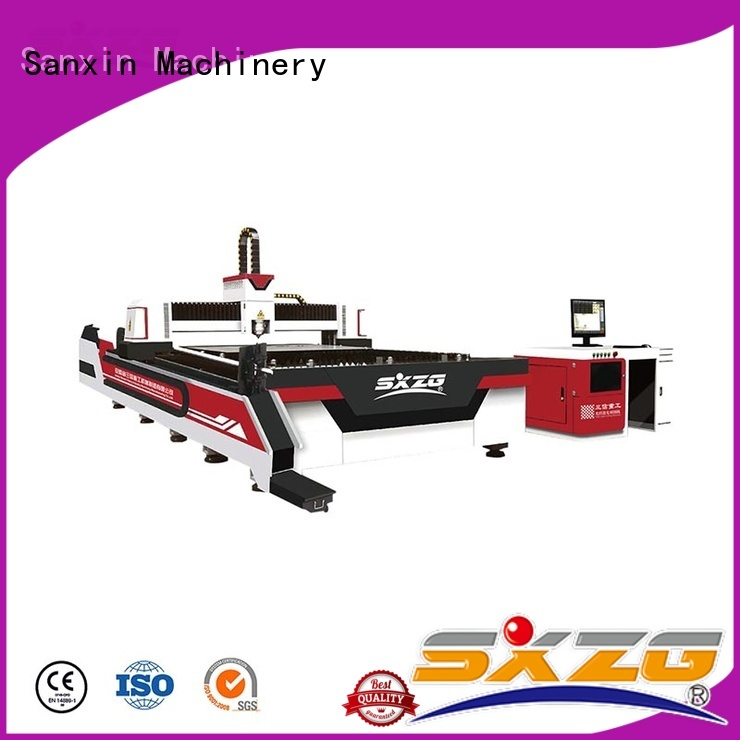 SXZG used cnc laser cutting machine for business for Sheet Metal industry
