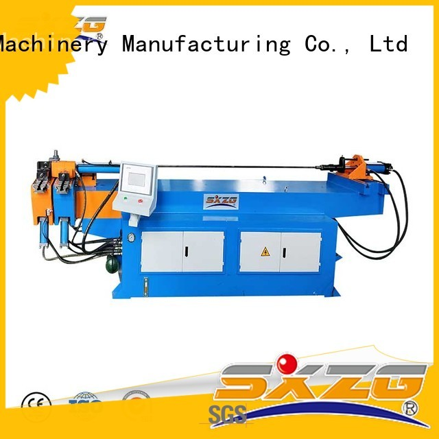 High-quality square tube bending machine suppliers for handrails production line