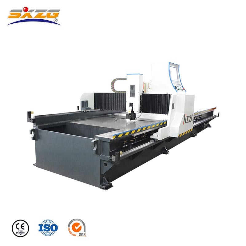 SX-PGNK-1250x3200 Horizontal Automatic Metal CNC V Grooving Machine