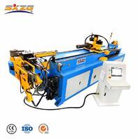 DW63CNC-2A-1S Automatic CNC Sqaure Tube Bending Machine