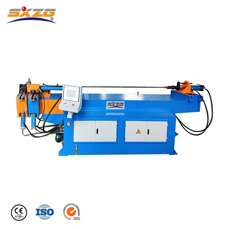 DW75NC 3inch Hydraulic Stainless Steel Pipe Bending Machine