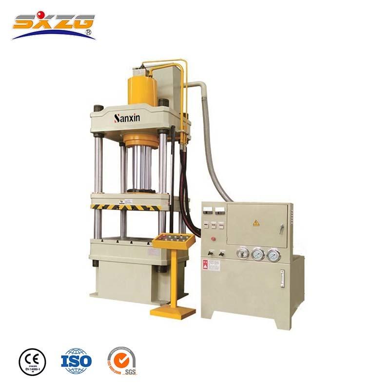 Y32 Series 4 Horizontal Column Hydraulic Press Machine 200T