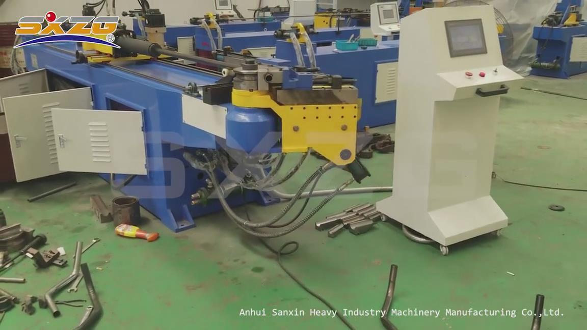 50CNC-2A-1S Full Automatic Pipe Bending Machine