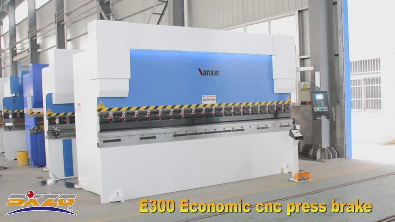 PBNC-125T4000MM E300 Press Brake