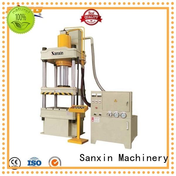 SXZG orange press machine manufacturers for bending a metal sheet