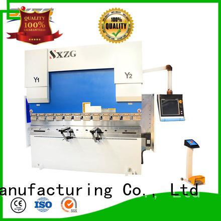 SXZG press brake tooling australia suppliers for bending a metal plate