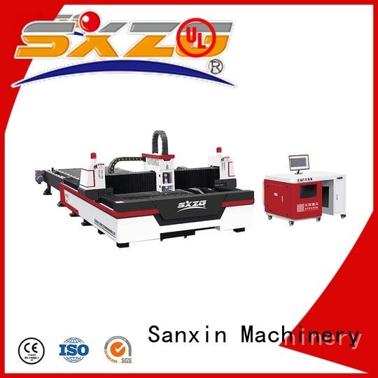 SXZG Custom metal laser cutter manufacturers for metal cutting