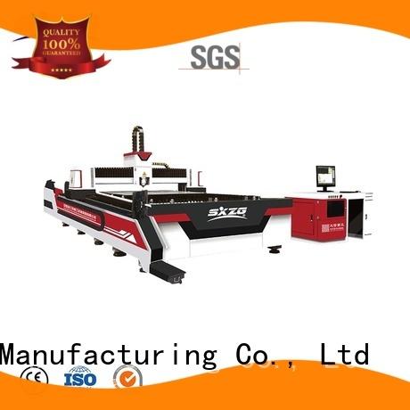 SXZG affordable laser engraver manufacturers for metal cutting