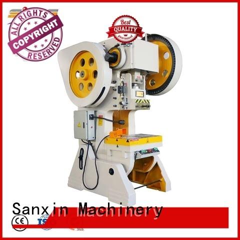 SXZG Custom steel press machine factory for bending a metal sheet
