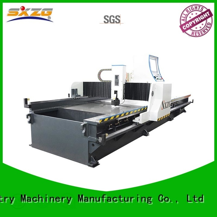 SXZG Best lens grooving machine manufacturers for forming a narrow cavity