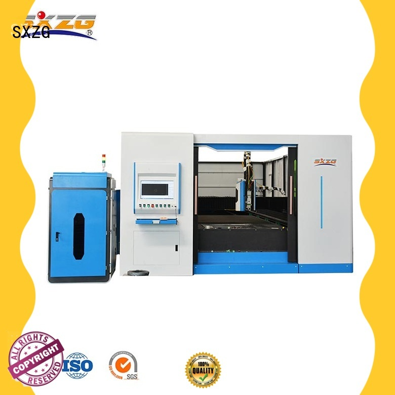 SXZG acrylic laser cutting machine for sale company for cutting the sheet metal
