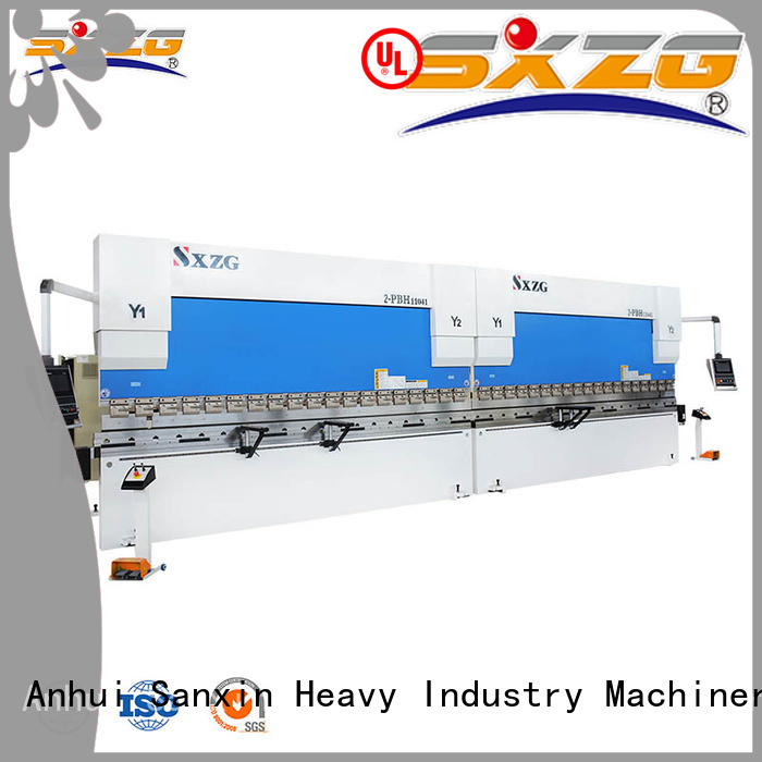 SXZG High-quality press brake tooling chart for business for bending a metal plate