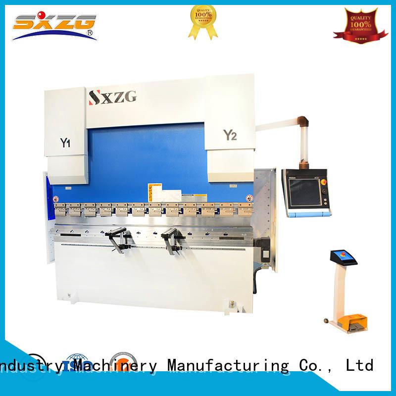 Latest mini press brake suppliers for bending a metal sheet