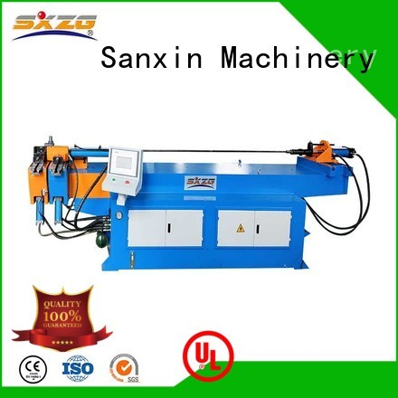 SXZG Wholesale pipe bending machine price list supply for machinery