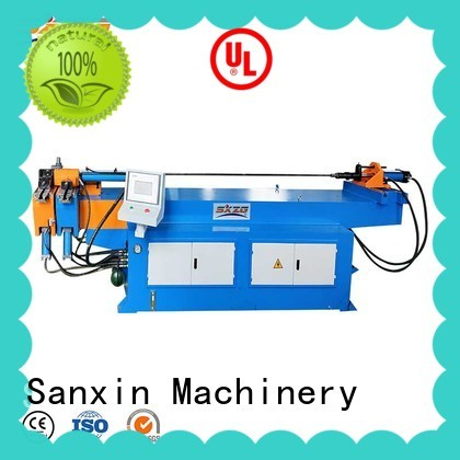 SXZG Top cnc bending machine manufacturers factory for handrails production line