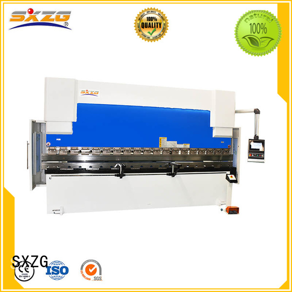 Top press brake service engineers manufacturers for bending a metal plate