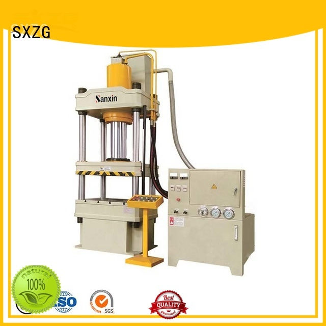 Best small press machine factory for bending a metal plate