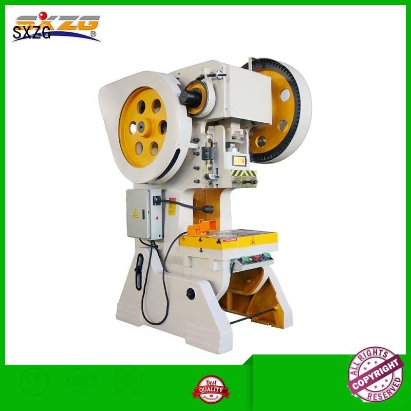 SXZG Best power pro heat press machine suppliers for bending a metal plate