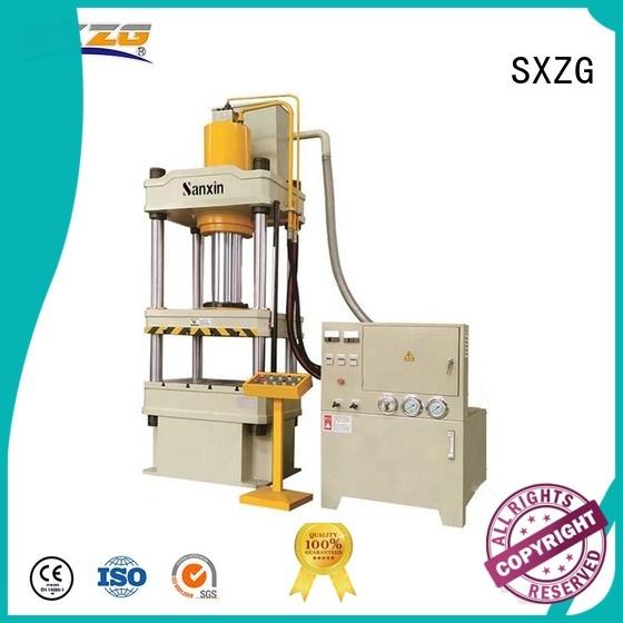 SXZG 12x12 heat press manufacturers for bending metal
