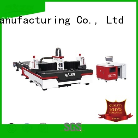 SXZG inexpensive laser cutter suppliers for cutting the sheet metal