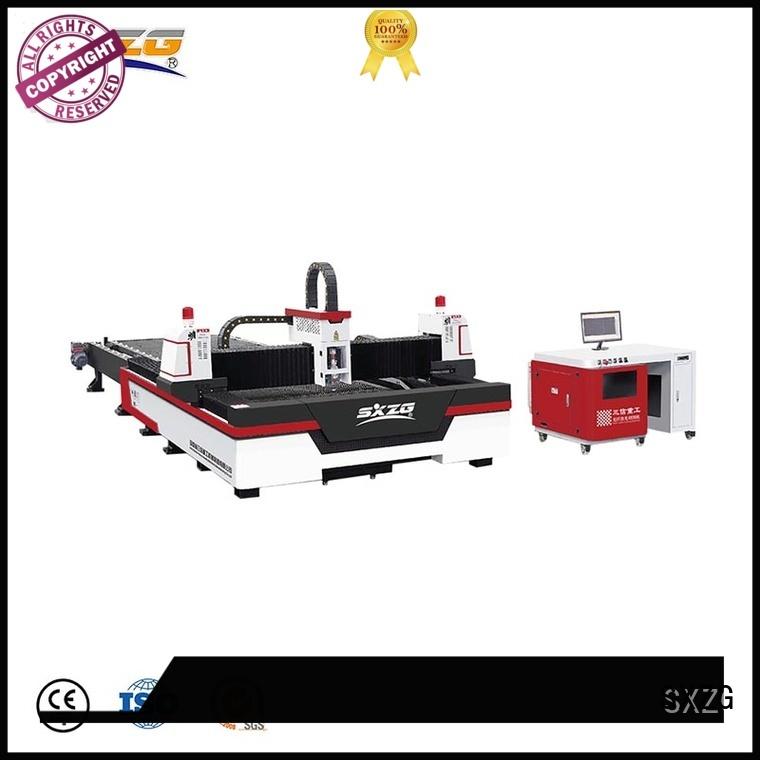 SXZG acrylic laser cutting machine manufacturers manufacturers for cutting the sheet metal
