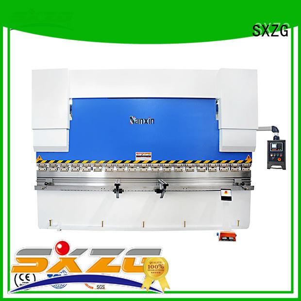 SXZG hydraulic sheet metal shear suppliers for bending metal