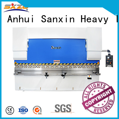 SXZG High-quality used press brake manufacturers for bending a metal plate
