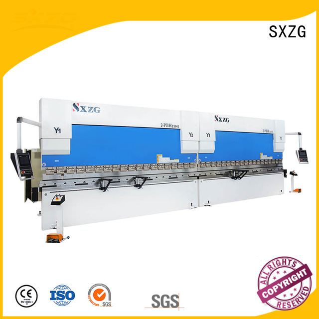 SXZG Best box and pan brake company for bending a metal plate