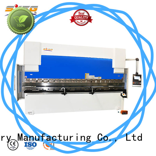High-quality new press brake suppliers for bending a metal sheet