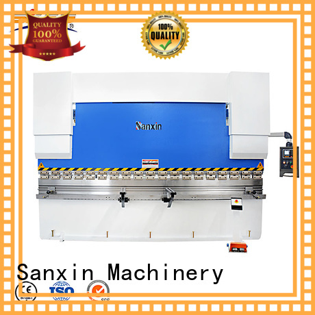 SXZG High-quality small hydraulic press brake company for bending metal