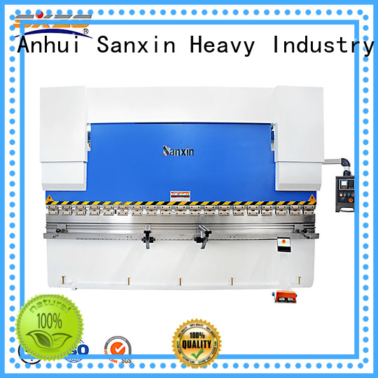 SXZG Latest best press brake factory for bending a metal sheet