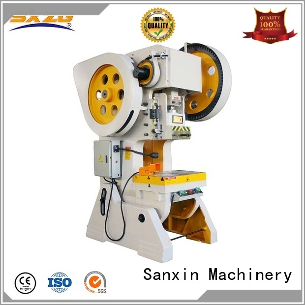 SXZG hydraulic press brake for sale company for bending metal