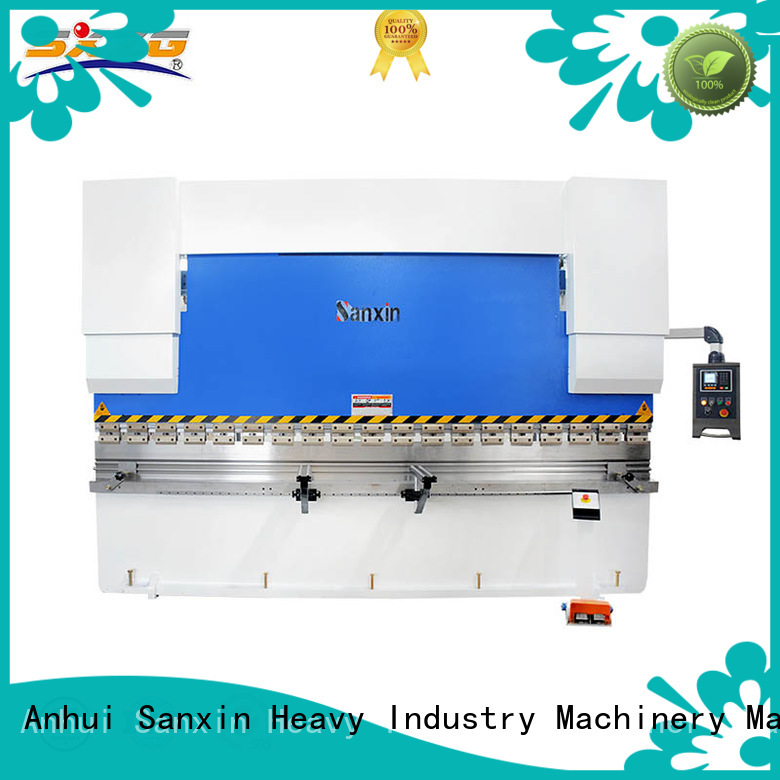 SXZG Wholesale air press brake suppliers for bending a metal sheet