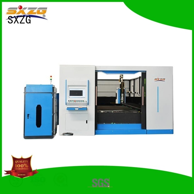 SXZG Top laser engraver engraving machine suppliers for cutting the sheet metal