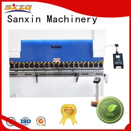 SXZG hydraulic metal press suppliers for bending a metal sheet