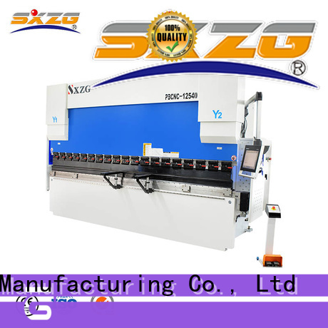 SXZG High-quality pearson press brake manufacturers for bending a metal sheet