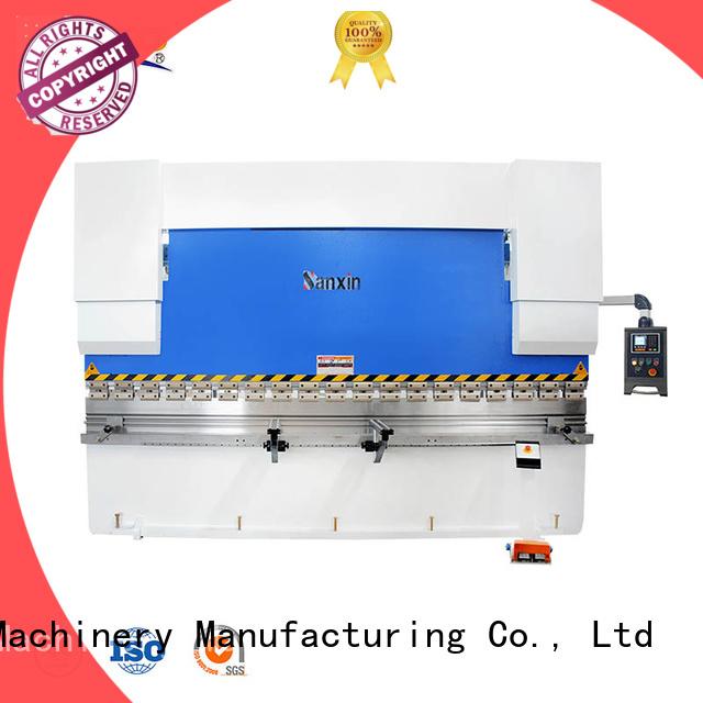 SXZG Best hydraulic press brake kit company for bending a metal sheet