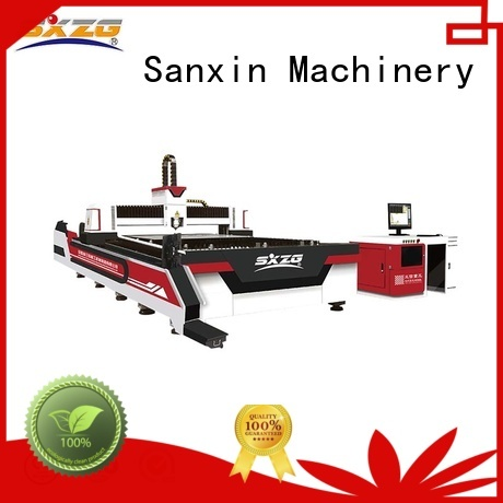 Custom laser cutting machine brands factory for Sheet Metal industry