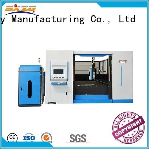 SXZG New desktop laser etching machine suppliers for metal cutting
