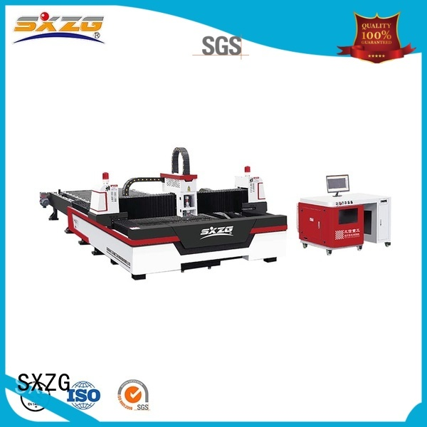 Custom industrial cnc laser cutting machine factory for metal cutting