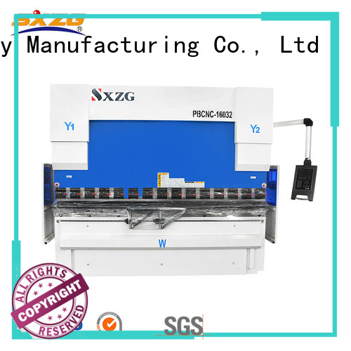 SXZG Best ebay press brake factory for bending a metal plate