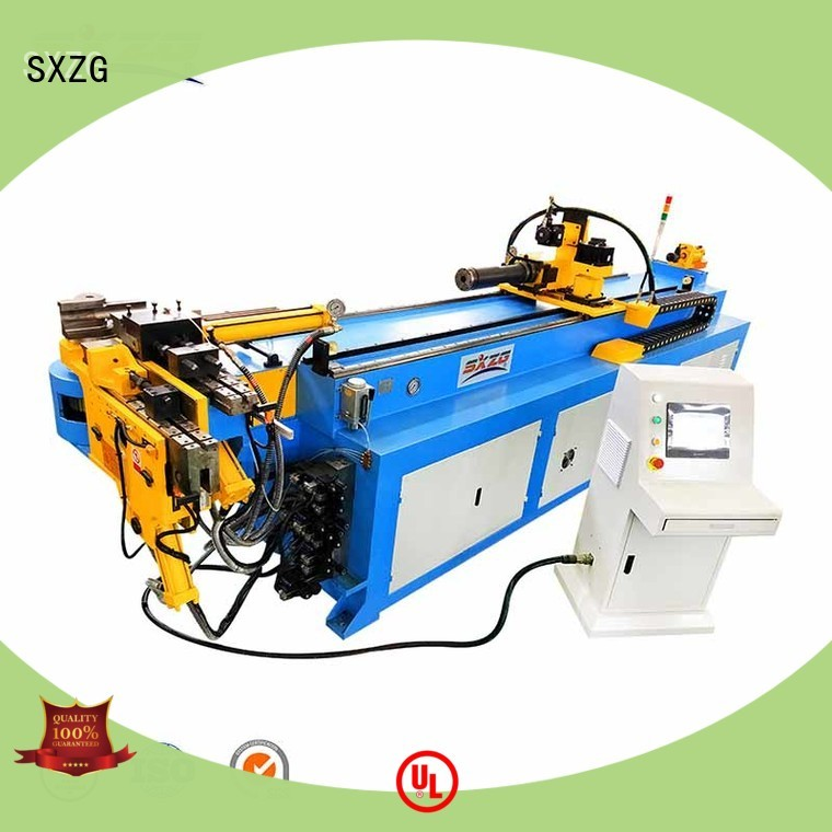 Latest portable bending machine factory for handrails production line