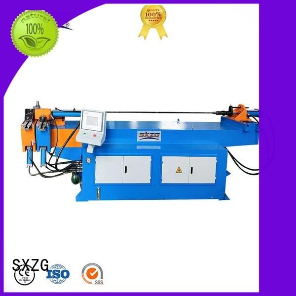 SXZG copper pipe tube bender for business for handrails production line