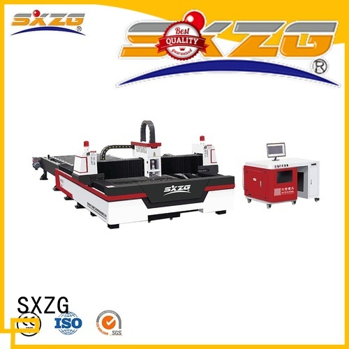 SXZG co2 laser cutting machine factory for cutting the sheet metal